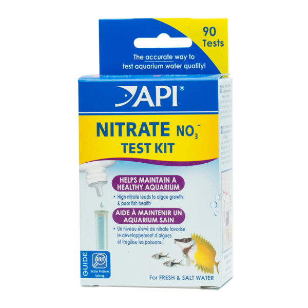 API Nitrate Test Kit Freshwater & Saltwater