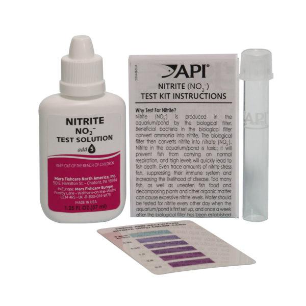 API Nitrite Test Kit Contents