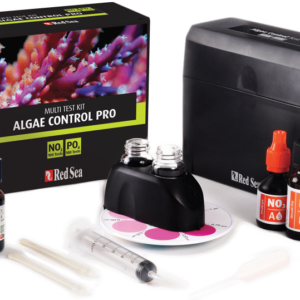 Red Sea Algae Contol Ultimate Test Kit Contents