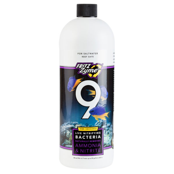 FritzZyme 9 Saltwater 32 oz