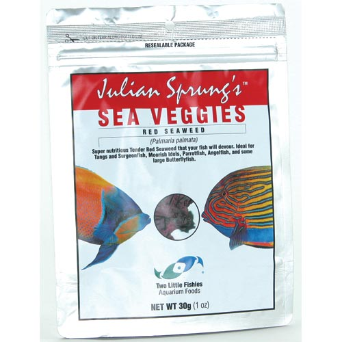 Julian Sprung's SeaVeggies Seaweed - Red - 30 g