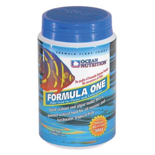 Ocean Nutrition Formula One Flakes 5oz