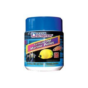 Ocean Nutrition Formula One Marine Pellets Med - 14 oz