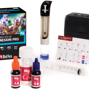 Red Sea Magnesium Pro Test Kit Contents