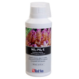 Red Sea NO3-PO4-X Biological Nitrate and Phosphate Reducer - 500 ml