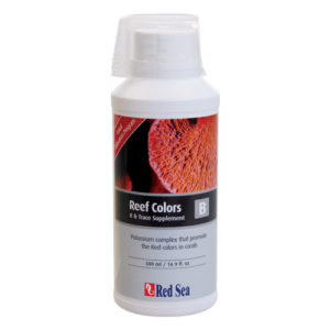 Red Sea Reef Colors - B (Potassium) - 500 ml