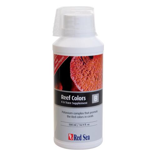Red Sea Reef Colors - B (Potassium) - 500 ml