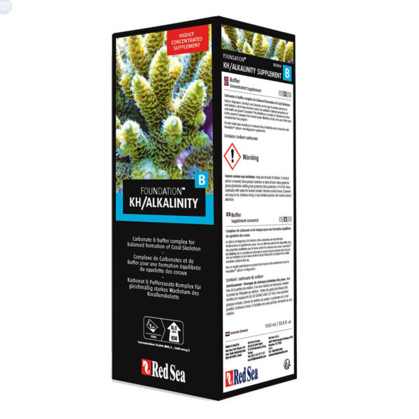 Red Sea Reef Foundation Supplement B 1L