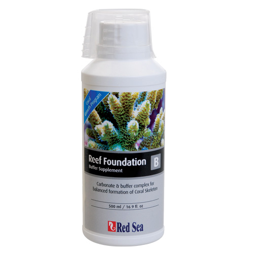 Red Sea Reef Foundation Supplement B 500 ml