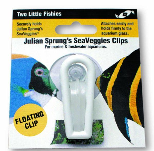 Two Little Fishies SeaVeggies Clip