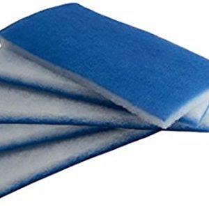 Blue Bio Pad Filter Media